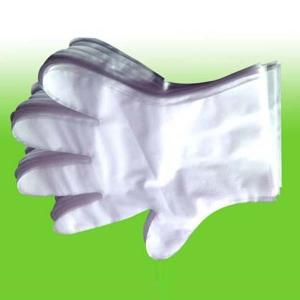 一次性PE手套的使用方便我们的生活